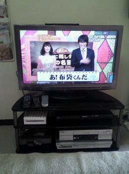 液晶テレビとブルーレイレコーダ